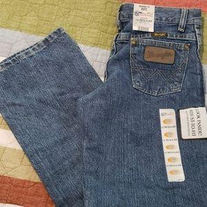 Brand new Wrangler jeans
